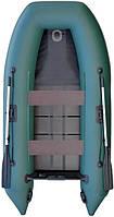 Надувная лодка Parsun STM 300K (Парсун СТМ 300К) надувная лодка с псевдокилем зеленая