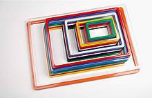 Пластиковая рамка А5 формата