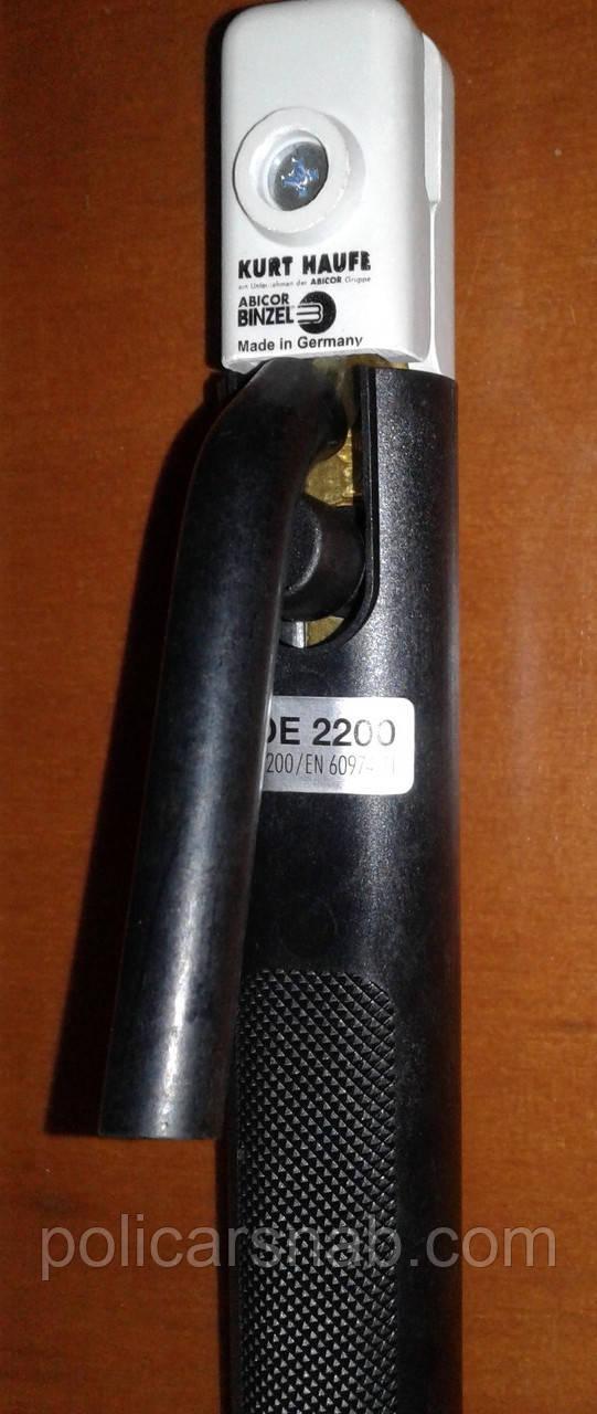 Електродотримач Abicor Binzel DE 2200