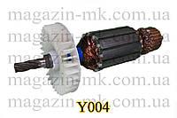 Якорь Перфоратор Bosch 2-24, Зенит 950 D35х153 5з лево