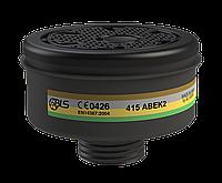 415 Фильтр противогазовый A2B2E2K2