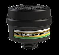 425 Фильтр комбинированный ABEK2P3 R