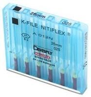 K-Files NitiFlex, Dentsply Maillefer (К-файлы Нитифлекс, Малифер)