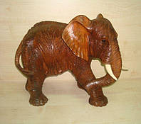 Статуэтка Слон BST 40 см резной 530547