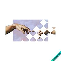 Наклейки на одеяла Микеланджело [Свой размер и материалы в ассортименте] [Свой размер и материалы в ассортименте]