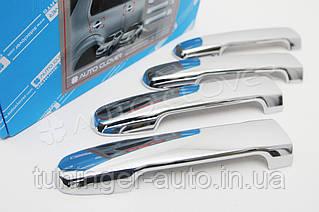Хром накладки на ручки Toyota Camry 30 2001-2005