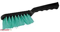 Щетка для мусора с пластиковой ручкой 260*35*50 ПП 5-рядная
