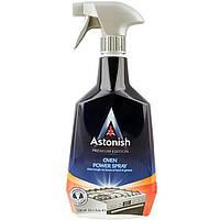 Stonish Oven Power Spray - Средство для очистки микроволновых печей, духовых шкафов, плит и грилей