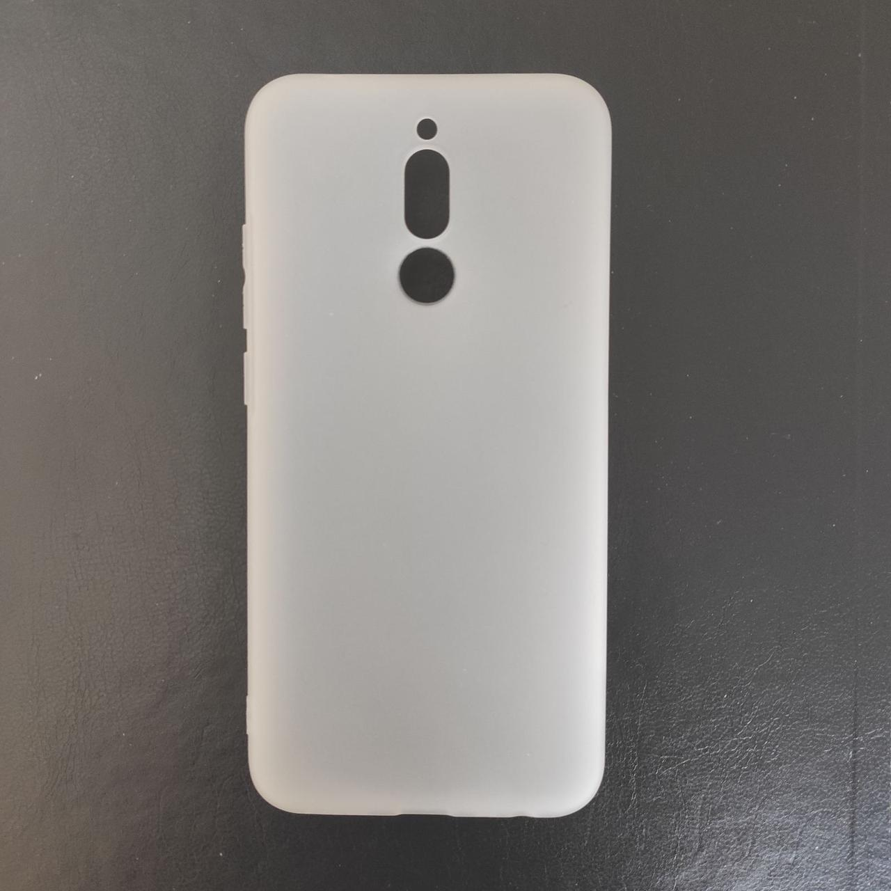 Чехол Soft Touch для Xiaomi Redmi 8 силикон бампер матовый