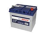 BOSCH 60Ah/540А S4 R+, фото 3