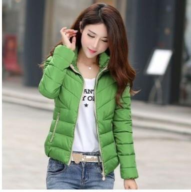 Женская весенняя куртка-пуховик. Модель 50132.