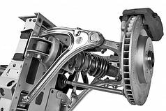 Детали подвески Audi 80