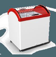 Морозильный ларь стекло Juka M200V