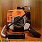 Бензиновая мотокоса FS 350 (Моторизированная коса ФС 350) 3,5 кВт/4,8л.с/ 9000 об, фото 3