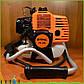 Бензиновая мотокоса FS 350 (Моторизированная коса ФС 350) 3,5 кВт/4,8л.с/ 9000 об, фото 4