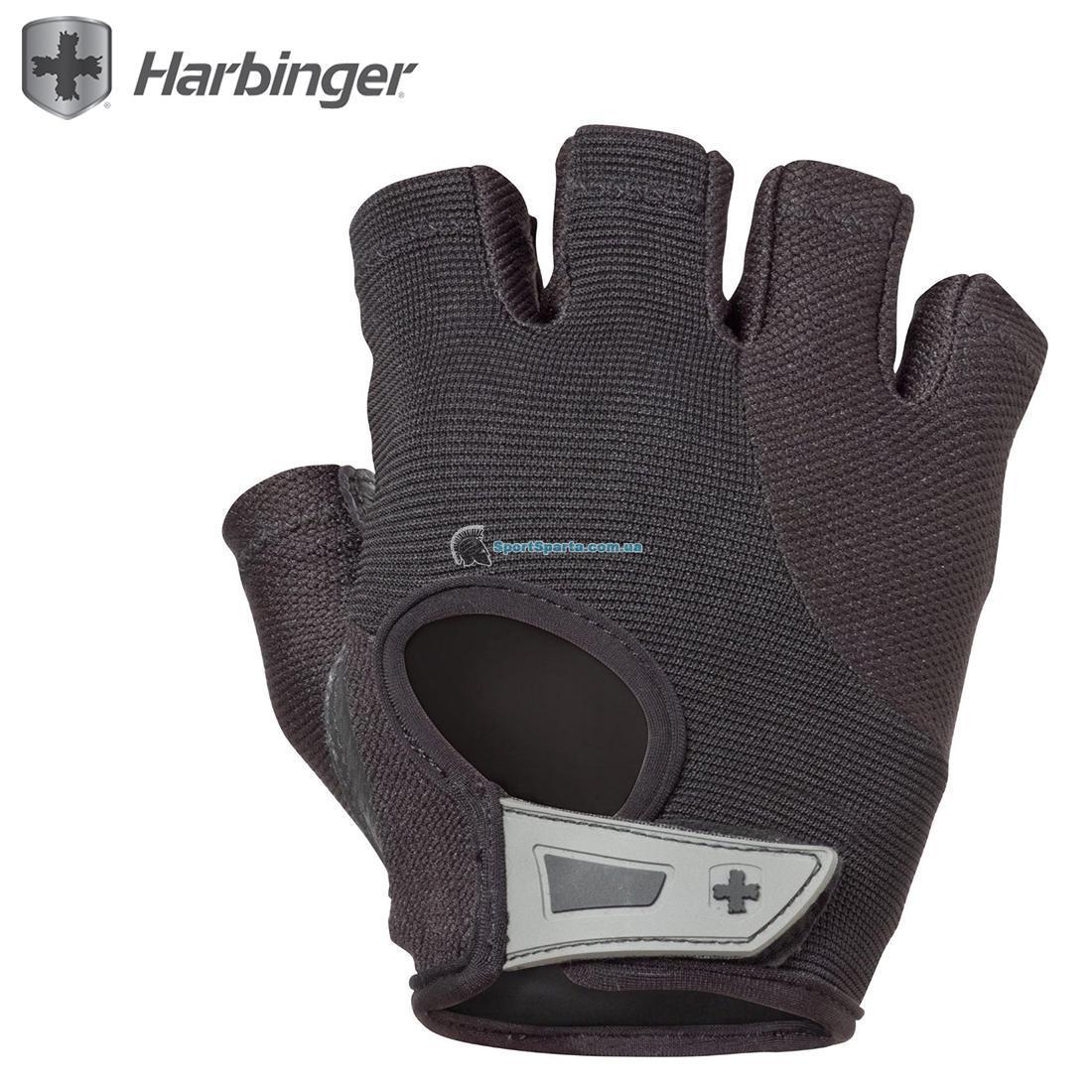 Перчатки для фитнеса HARBINGER Women's Power Weightlifting Gloves