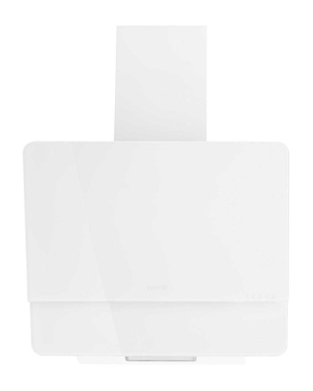 Кухонна витяжка похила BORGIO RNT-CR 60 white (скло)