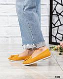 Элитная коллекция! Стильные женские туфли лоферы с кисточками, фото 6