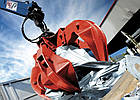 Многочелюстной грейфер Rozzi (для экскаваторов и погрузчиков) RV1500C, фото 2