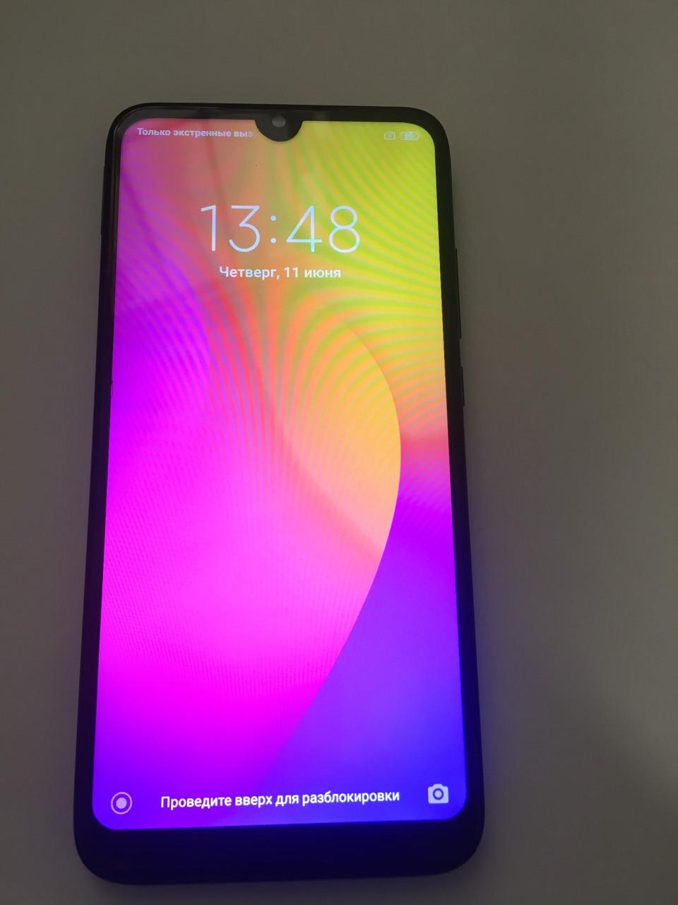 Смартфон Xiaomi Redmi 7 3/32GB Black