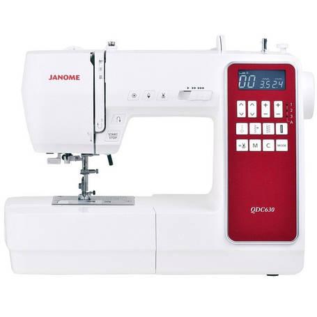 Компьютерные швейные машины JANOME