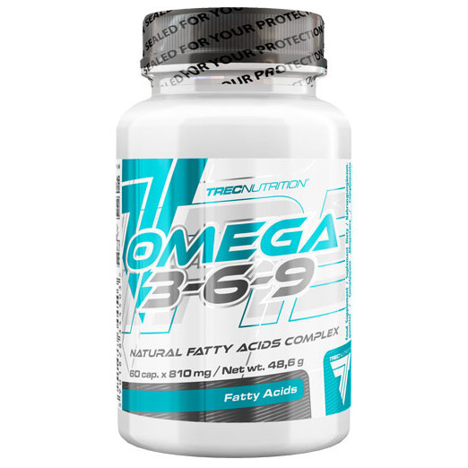 Trec Nutrition Omega 3-6-9 90 caps