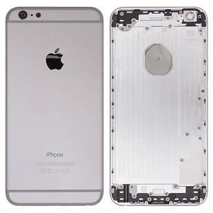 Корпус для iPhone 6 Plus, с держателем SIM-карты, с боковыми кнопками, белый