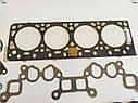 Комплект прокладок для двигателя NISSAN K21 Металл, фото 3