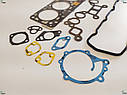 Комплект прокладок для двигателя NISSAN K21 Металл, фото 10