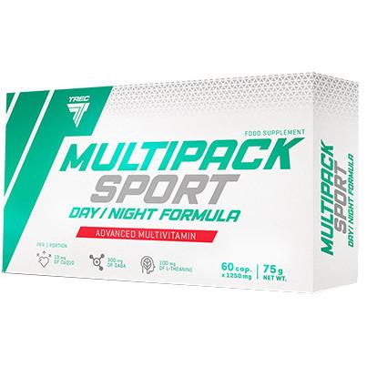 Trec Nutrition MultiPack Sport Day|Night 60 caps