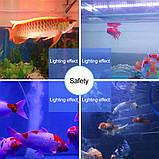 Диффузор с дистанционным управлением подсветкой воды в аквариуме 73 см, фото 2