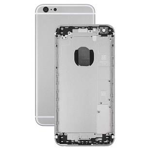 Корпус для iPhone 6S Plus, с держателем SIM-карты, с боковыми кнопками, белый