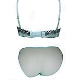 Комплект нижнего белья Lux4ika Анжелика 70С Бирюзовый (n-615), фото 3