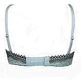 Комплект нижнего белья Lux4ika Анжелика 70С Бирюзовый (n-615), фото 5