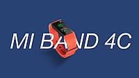 XIAOMI MI BAND 4C (redmi band) или XIAOMI MI BAND 5