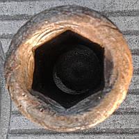 Ключ-головка торцевая 24 мм, шестигранная, фото 1
