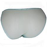 Комплект нижнего белья Lux4ika Анжелика 75А Бирюзовый (vol-615), фото 7