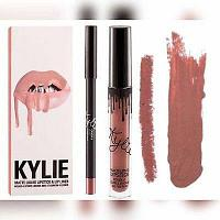 Kylie Jenner Матовые помада + карандаш USA CANDY K