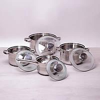 """Набір посуду Kamille """"Springfield"""" 8 предметів, фото 1"""