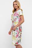 Сукня жіноча літнє Белла акварель, фото 3