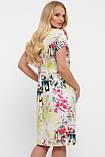 Сукня жіноча літнє Белла акварель, фото 4