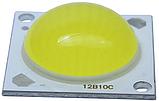 №331 Світлодіод 30w з лінзою 180 градусів, світлодіодна матриця 30w 32-34V 6500K, фото 5