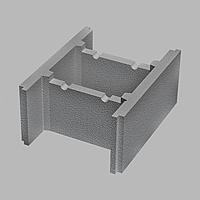 Блок несъемной опалубки 400 мм (510х400х235)