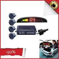 Парктроник (парковочный радар) на 4 датчика Assistant Parking Sensor PS-201