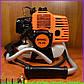 Мотокоса бензиновая FS 350 ( Коса моторизированная  ФС 350) 3,5 кВт/4,8л.с/ 9000 об, фото 5