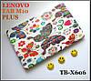 Цветной чехол для Lenovo Tab M10 Plus FHD TB x606F X606X, яркие бабочки