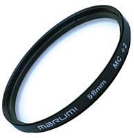 Светофильтр макро Marumi Close-up+2 MC 58 мм (61986), фото 1