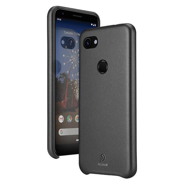 Dux Ducis Google Pixel 3a XL Skin Lite Series Case Black Чехол Накладка Бампер