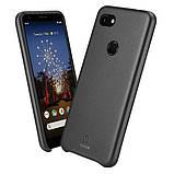 Dux Ducis Google Pixel 3a XL Skin Lite Series Case Black Чехол Накладка Бампер, фото 2