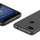 Dux Ducis Google Pixel 3a XL Skin Lite Series Case Black Чехол Накладка Бампер, фото 3